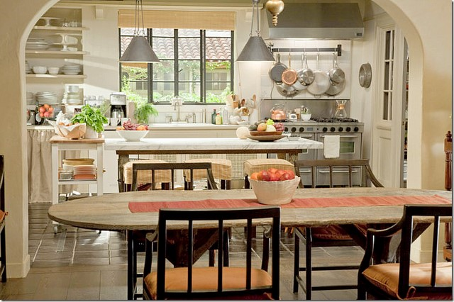 Four Bowls Of Fruit In One Space? Donu0027t Mind If We Do. Below Are Kitchens  From Itu0027s Complicated And Home Againu2026and Fruit.