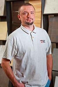 Tony Gdaniec - Lead Carpenter