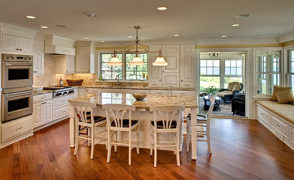Lakeside Lux Kitchen Remodel