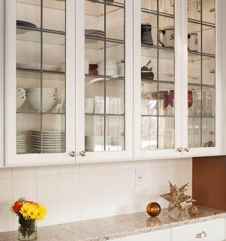 Show Storage in kitchen